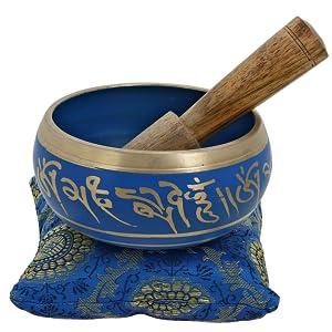 "Shalinindia 4"" inch singing bowl"