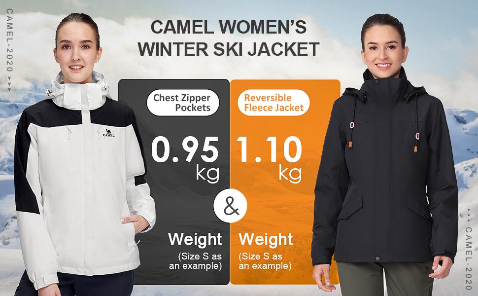 skiiing jacket
