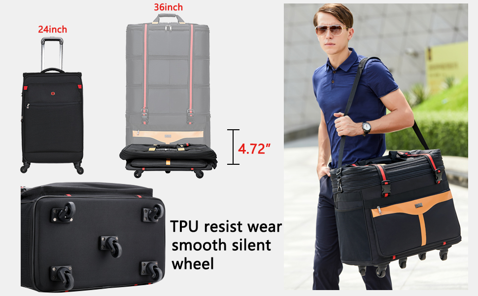 wheel luggage