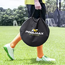 Portable with carry bag