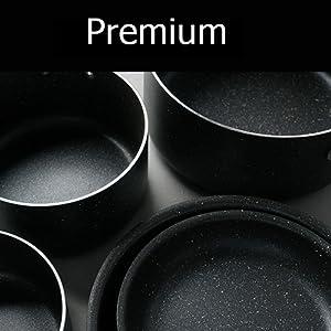 high quality frying pan non stick pfoa free