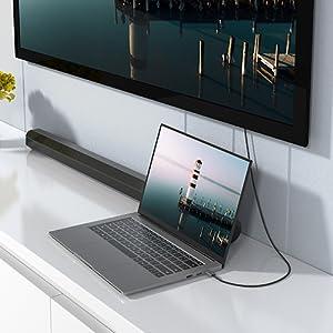 Crystal-Clear 4K Display