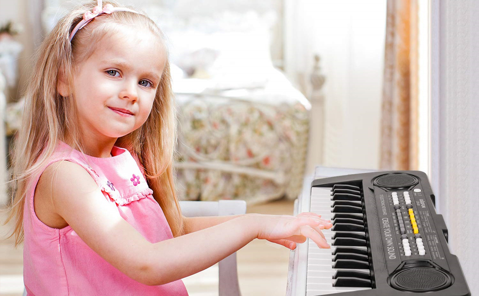 M SANMERSEN 37 keyboard pian