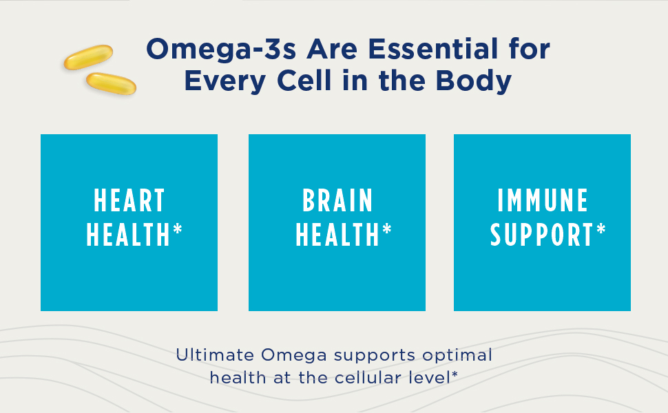 Ultimate Omega Fish Gelatin 60ct 4