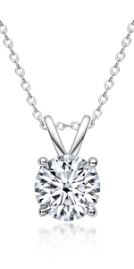 4 prong necklace