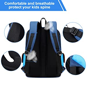 kids school backpack for age 4