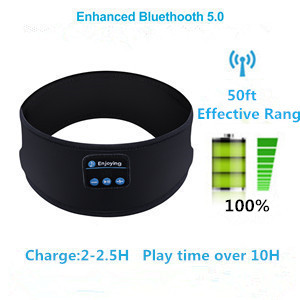 Wireless Bluetooth Sleeping Headband