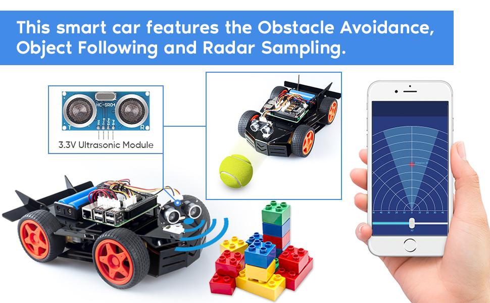 raspberry pi robot kit