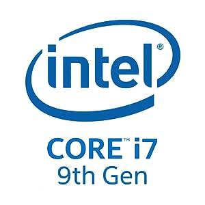 Intel Core i7 9th Gen CPU