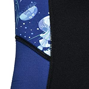 diving suit wet suits women tops jacket