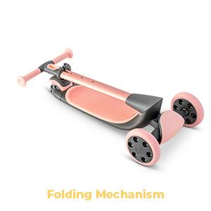 Nua folding