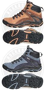rockrooster KS257 KS258 hiking boots