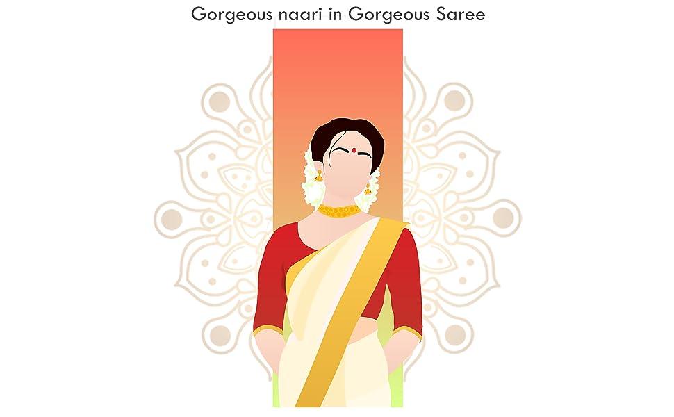 bangali saree