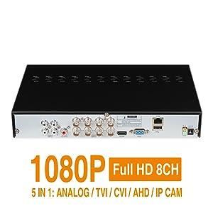 5-in-1 Hybrid DVR