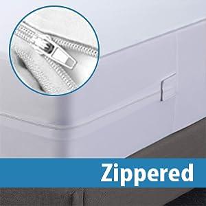 Zippered Encasement