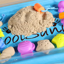 CoolSand Inflatable Sand Tray amp; Shaping Molds