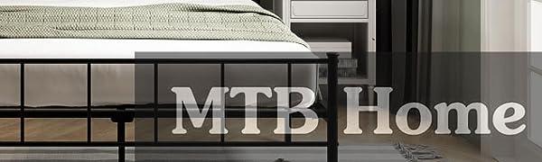 MTB bed frame