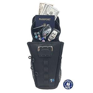 flexsafe aquavault personal safe portable safe loctote pacsafe travelon safego