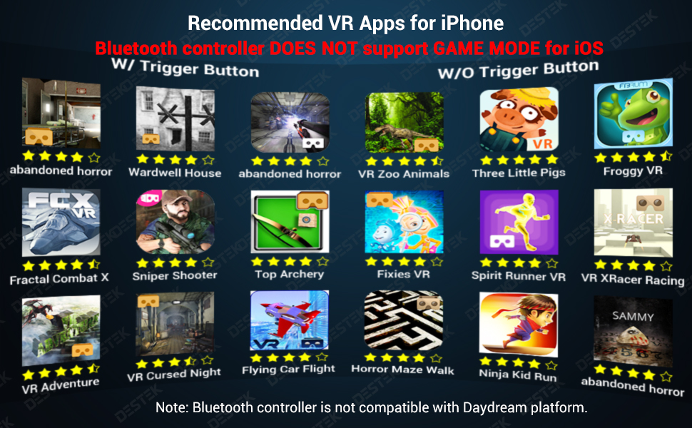 vr for iphone