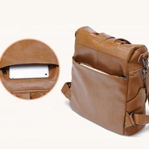 Große Rückentasche