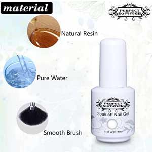 soak off gel polish