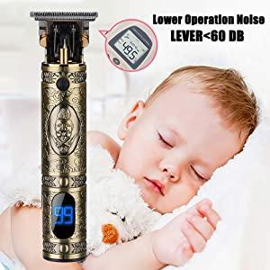Lower Noise&Portable Size