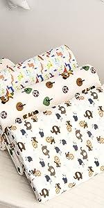 TEALP baby pillow
