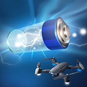 Flashandfocus.com 747980b1-92ec-4e2a-b78f-86c9a1b655ae.__CR0,0,1600,1600_PT0_SX300_V1___ GPS Drone with 4K Camera for Adults, Dual Camera 5G WiFi FPV Live Video Foldable Drone 30mins Flight Time,120°Wide-Angle…