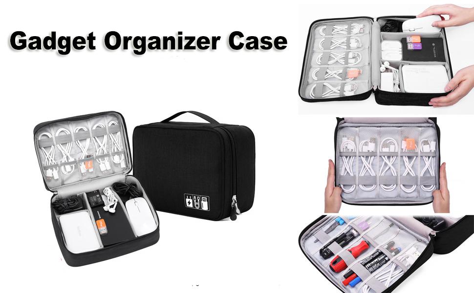 gadget organizer case