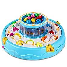 Rotate Fishing Board Game