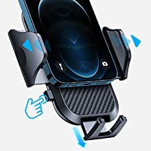 Colorado cup phone holder cup holder mount for Samsung S21 car cup holder mount for phone