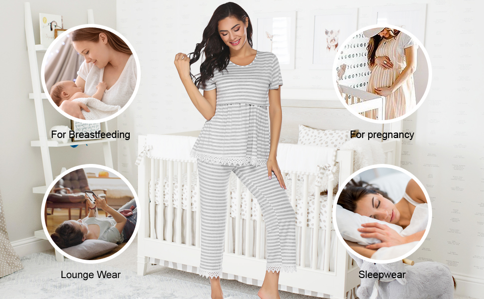 Multifunctional Pajama set