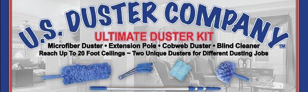 Amazon Com Cobweb Duster Extendable Reach 20 Feet