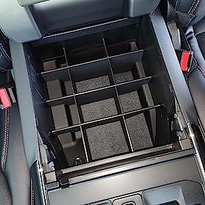 SLX169 Ford F150 center console organizer