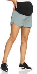 sweatshorts for women maternity shorts women's lounge shorts pregnancy shorts maternity yoga pants