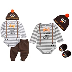 Baby Thanksgiving outfits