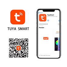 Download the Tuya Smart APP