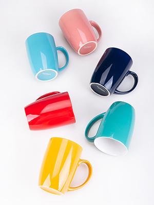 plain mugs