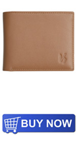 Leather Wallets Brown