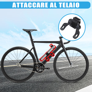 SGODDE Mini Bomba para Bicicleta,300 PSI Alta Presión Se Adapta a ...