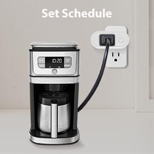 smart plug timmer