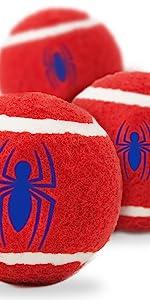 Spiderman Tennis Balls