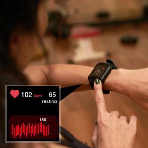 Herzfrequenzüberwachung