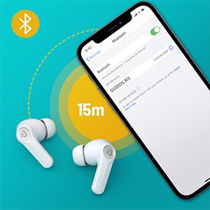 Conexión estable Bluetooth 5.0