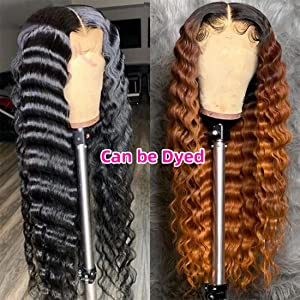 can be dye and bleached
