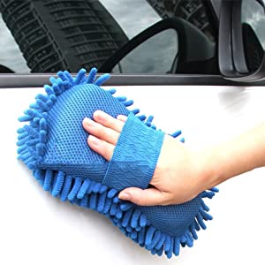 Microfibre Wash and Dry Cleaning Sponge