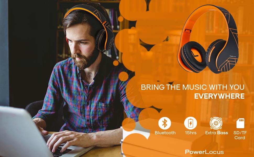 bluetooth headphones wireless headphones quality over ear headphones foldable cordless under 25 tv