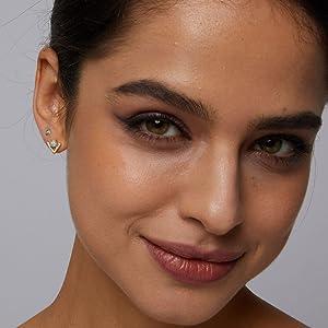 dainty stud earrings for women girls