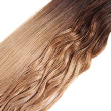 healthy and strong cuticle remy human hair