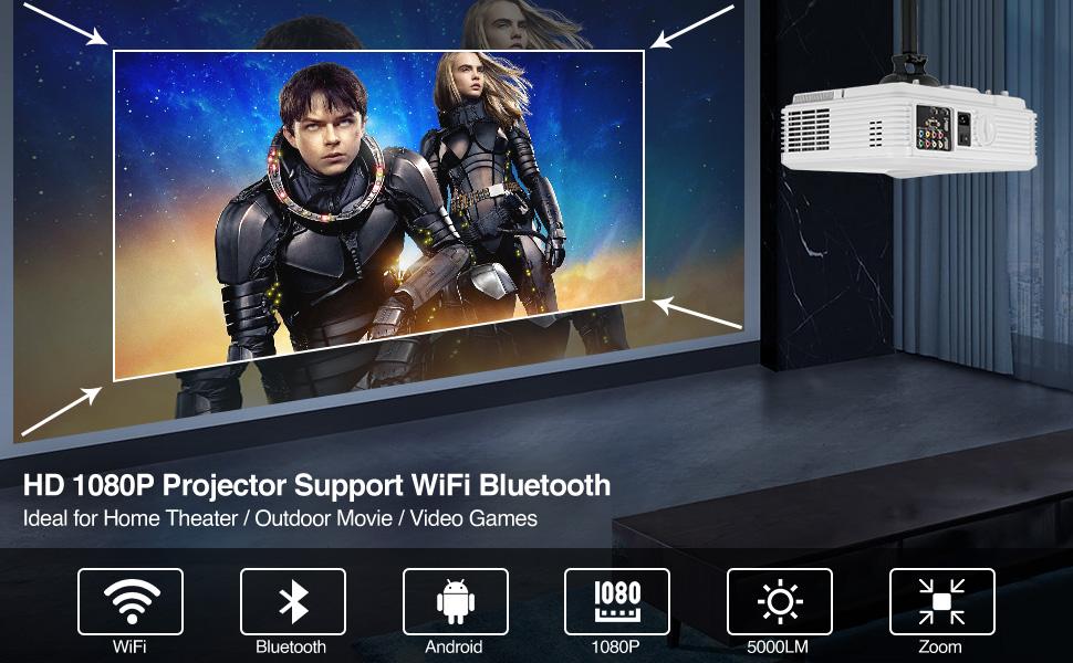 1080p projectors